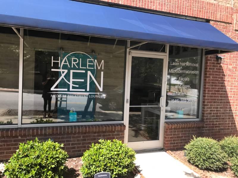 storefront vinyl lettering